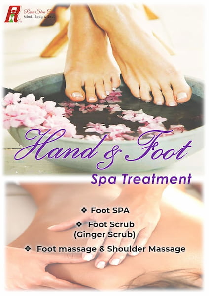 Hand and Foot SPA Treatment
